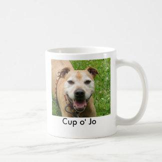 Cup o' Jo Coffee Mug