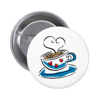 Cup 'o Love Pins