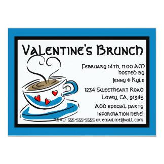 Cup 'o Love Valentine Invitation