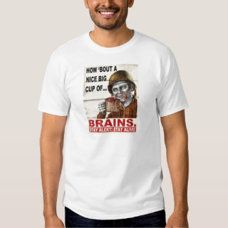 Cup of Brains T-Shirt