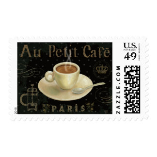 Cup of Cappuccino Postage