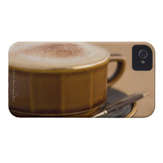 Cup of cappuccino with cocoa powder iPhone 4 Case-Mate case