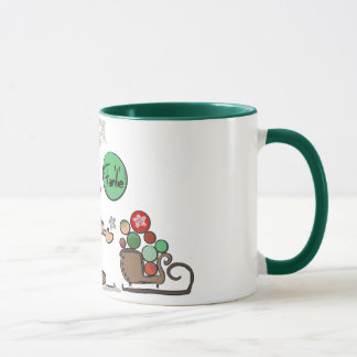 """Cup of """"Christmas desires """""""