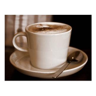 Cup of Coffee 2013 Calendar Postcard