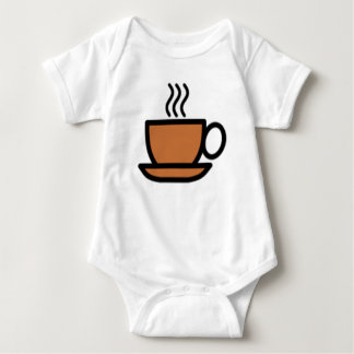 Cup of Coffee Baby Bodysuit