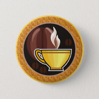 Cup of Coffee Button