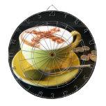 Cup of Coffee Dartboard