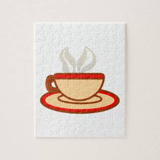 Cup Of Coffee Jigsaw Puzzle