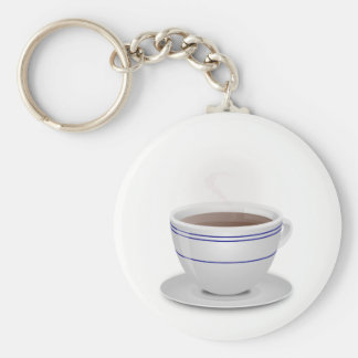 Cup of Coffee Keychain