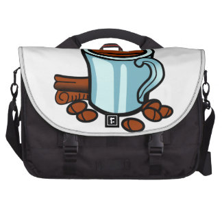 Cup Of Coffee Laptop Bags
