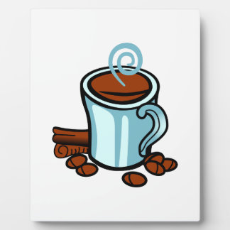 Cup Of Coffee Plaque