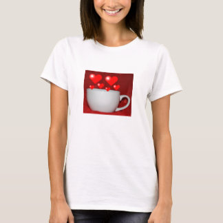 Cup Of Coffee Valentine's Day Shirt