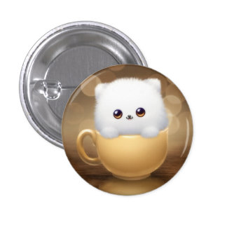 Cup of Cute Buttons