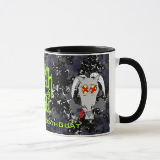 Cup of Death Goat