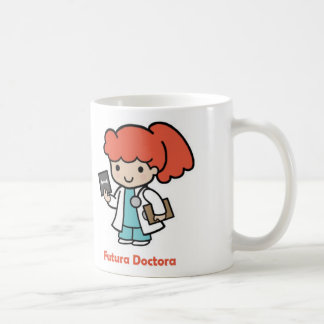 Cup of future Doctor Mugs