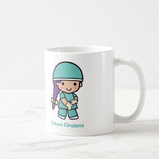 Cup of future Surgeon Mugs