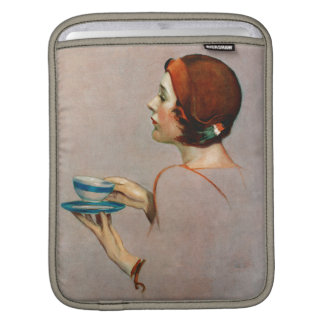 Cup of Java iPad Sleeve