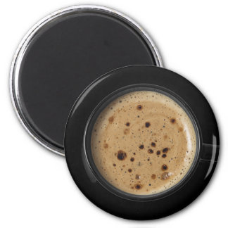 Cup of Joe 2 Inch Round Magnet
