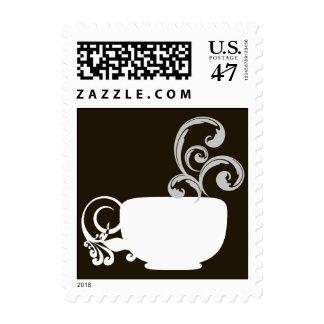 Cup Of Joe Postage Stamp