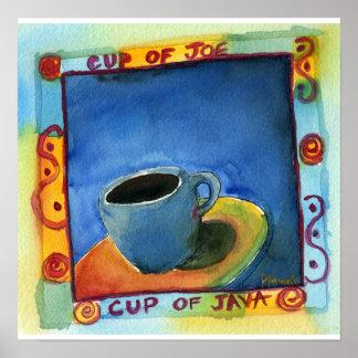 Cup of Joe Print