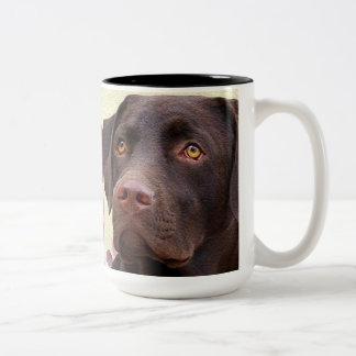 Cup of Lorenzo Two-Tone Coffee Mug