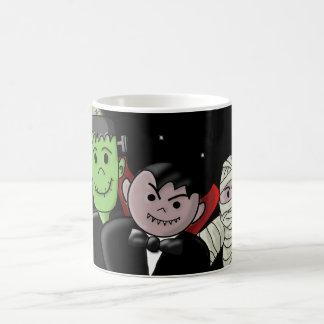 Cup of monsters (own design Joel Amón)