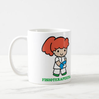 Cup of small physiotherapist mug