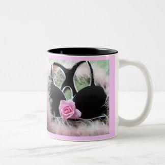 Cup of Support Two-Tone Coffee Mug