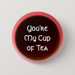 Cup of Tea Button