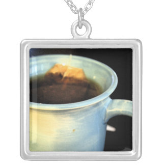 Cup of Tea Necklace