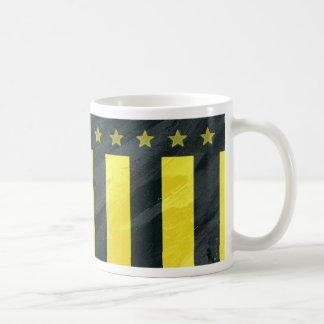 "Cup ""Peñarol "" Classic White Coffee Mug"