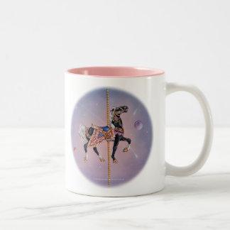 Cup - Petaluma Carousel Horse 2