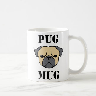 Cup Pug Mug