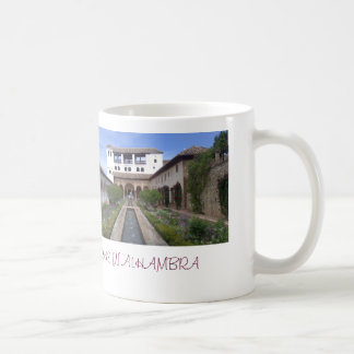 Cup relasing Alhambra