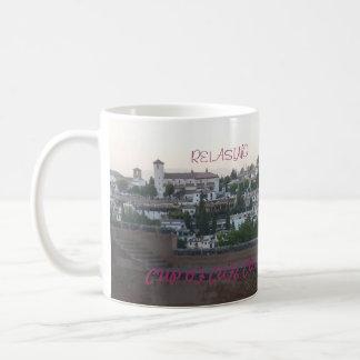 Cup relasing…  Granada