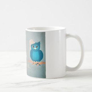 "Cup ""sleepy owl """