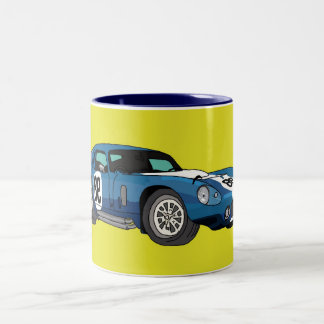 Cup small car coffee mug