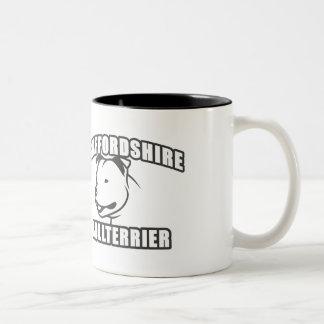 CUP Staffbull Staffordshire Bullterrier Taza De Café