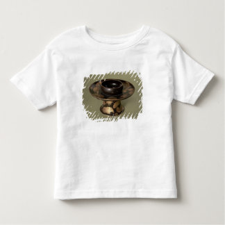 Cup stand with 'Nashiji' decoration Toddler T-shirt