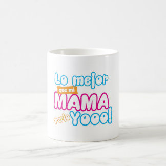 Cup: The best thing than my mother gave birth Coffee Mug