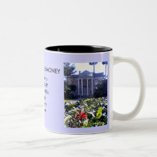 Cup The Five Rules of MONEY House and Car Mugs