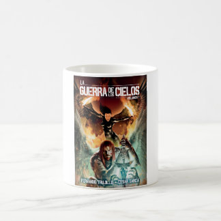 Cup 'the war of the Cielos' Coffee Mugs