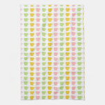 Cup Time Kitchen Towel