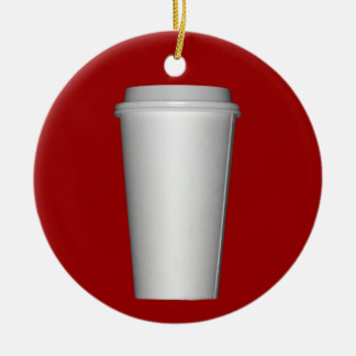 Cup To Go Christmas Tree Ornament