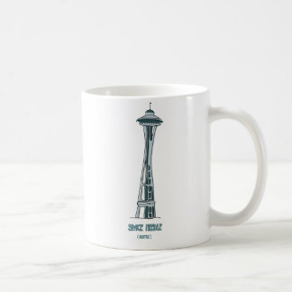 Cup Torre Space Needle