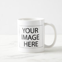 Cup two-picture template