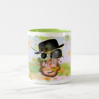 Cup Two Tones: Piratilla ghost Mugs