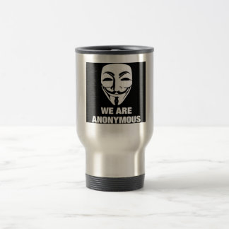 CUP WE PLOWS ANONYMOUS