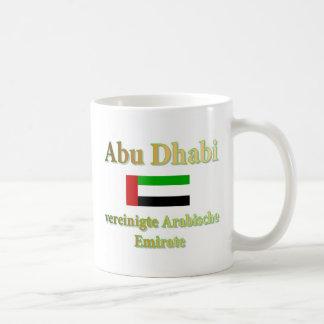 Cup with Abu Dhabi
