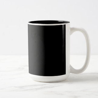 Cup with Black Background